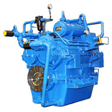CG series fixed pitch propeller gearbox